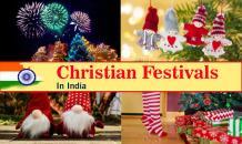 Christian Festivals in India | Christian Festivals List - Indian Festivals