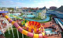 Wahana wisata air seru di Ciputra Waterpark Surabaya