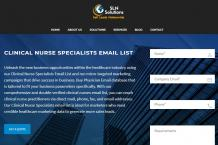 clinical nurse specialists mailing list