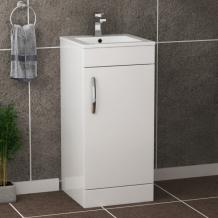 Upgrade your bathroom with cloakroom vanity unit