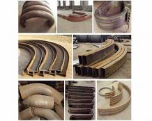 H-Beam Bending Machine | Tunnel Arch Steel Cold Bending Machine - YG