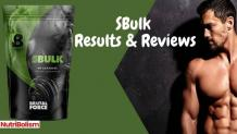 SBulk Review: Does It Turns Out To Be A Magic For Your Low T-Level?