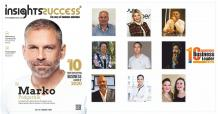 The 10 Most Influential Business Leader of 2020 October 2020
