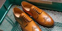 Fresh Collection Of Men And Women Leather Shoes By Barker