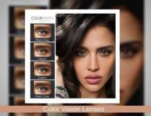 Which Online Store Offers Color Vision Lenses At Guaranteed Best Cost?