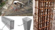 How to Make Stirrups for Beam | Column Stirrup
