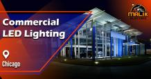 Meet the Service Provider of Commercial LED Lighting in Chicago