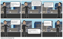 Commercial Roof Replacement Service Storyboard