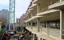 Reinforced Concrete Frame | Concrete Frame Construction