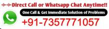 Free Black Magic Specialist Contact Number - +91-7357771057 Aghori P