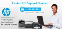 Contact HP Support Number
