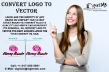 Convert Logo to Vector