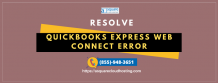 Best Troubleshooting Of QuickBooks Express Web Connect not working