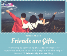 friendship counselling