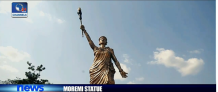 Courageous Queen Moremi Statue Is the Tallest in Nigeria