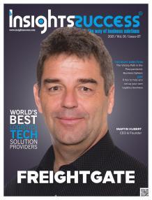 Martin Hubert | CEO | Founder | Freightgate