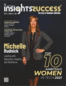 Michelle Rudnick: Leading with Openness, Integrity & Resilience
