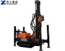 Crawler Mounted Water Well Drilling Rigs   Deep Drilling Manufacturer