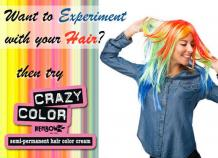 Want to experiment with your hair? Try Crazy Color! - Beauty & Makeup