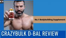 D-Bal Review [Benefits, Side Effects & How Does It Works?]