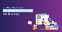 Online Learning Application Development, Language Learning Application Development Company
