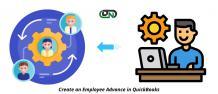 Create an employee advance in QuickBooks