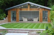Which Is the Best Way to Build Garden Rooms of Wood?