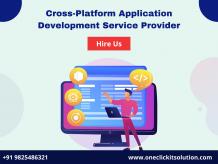 Cross-Platform App Development, Mobile App Development, Web App Development