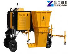 Curb Machine for Sale in New Zealand | Curb & Gutter Machines for Sale