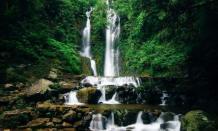 Wisata Curug Cilember yang unik dan mempesona di Puncak Bogor