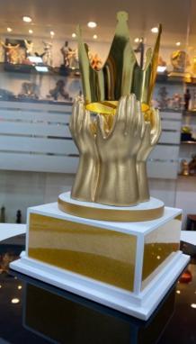 custom made employee recognition award