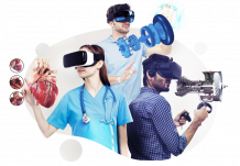Custom Augmented Reality (AR) And Virtual Reality (VR) Solutions