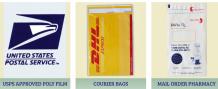 Custom plastic bags