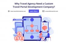 Custom Online Travel Portal Development Solution