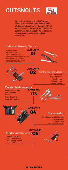 CutsnCuts Surgical Instruments Manufacturer