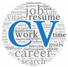 Curriculum Vitae (CV) for Development/ NGO Sector