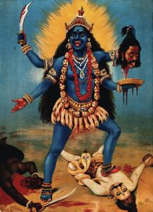 Maha Kali Puja to evil eye & protection against misfortune