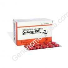 #1 Buy Cenforce 150Mg Sildenafil [50% Off]: Side Effects, Dosage, Review