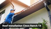 Professional Roof Installation Service Near You