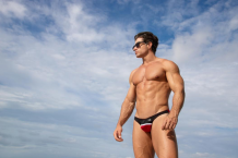Fall in love with the Daniel Alexander newly launched Illusion men's thongs