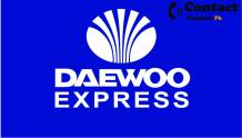 Daewoo Sahiwal Terminal Contact Number for Online Booking