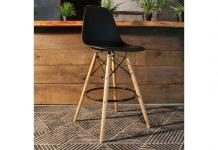 Buy Bar Chairs Online: Upto 55% Off on Wooden Bar Chairs | Bar Stools in India