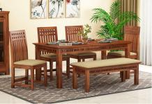 Hotel Dining Furniture: Buy Dining Room Furniture for Hotel at Low Prices - Wooden Street