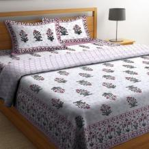 Bedding Sets @Upto 55% OFF: Buy Cotton Bedding Set Online | Wooden Street
