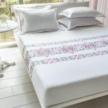 Embroidery Bed Sheets Online: Explore 50+ Embroidered Bed Sheets Design @ WoodenStreet