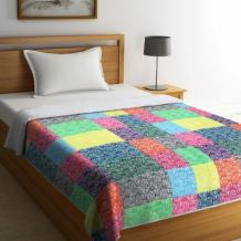 Quilts & Comforters: Buy Quilts Online at Best Prices | Wooden Street