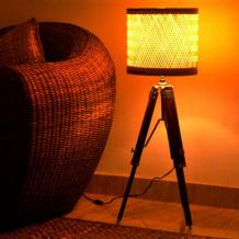 Get the Best Tripod Lamps Online at WoodenStreet