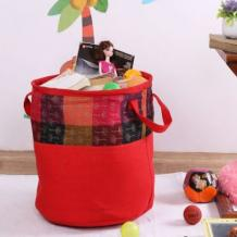 Laundry Baskets: Buy Laundry Bags Online in India @ Upto 55% OFF   Wooden Street