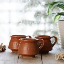 Get a designer tea cup set online at Wooden Street