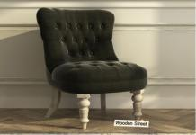 Slipper Chairs: Buy Slipper Chairs Online in India at Best Prices - Chairs